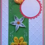 felicitare handmade si quilling