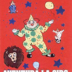 Carti personalizate aventura la circ