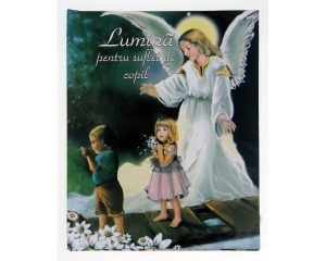 Carti personalizate Lumina pentru suflet de copil