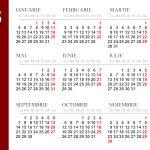 calendar personalizat 2015