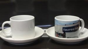 cana de cafea cu farfurie personalizata
