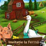 carti personalizate Invitatie la ferma