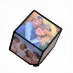 Cub foto personalizat cu baterie