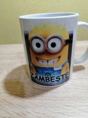 Cana personalizata Zambeste