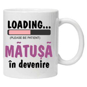 Cana personalizata Matusa in devenire